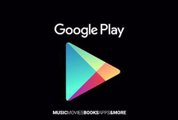 مشاهده محصولات Google play